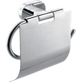 Optima Držák toaletního papíru Valeta nástěnný, oblý VAL25
