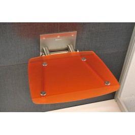Ravak Sprchové sedátko OVO B Orange B8F0000017