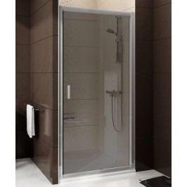 Sprchové dveře Ravak Serie 200 posuvné 110 cm, čiré sklo, satin profil 0PVD0U00Z1