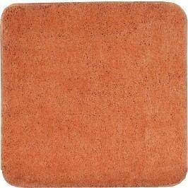 WC předložka mikrovlákno Optima 55x55 cm, oranžová PRED303