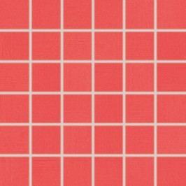 Mozaika Rako Tendence červená 30x30 cm, pololesk WDM06053.1