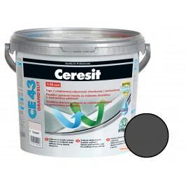 Spárovací hmota Ceresit CE43 5 kg graphite (CG2WA) CE43516