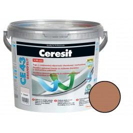 Spárovací hmota Ceresit CE43 5 kg siena (CG2WA) CE43547
