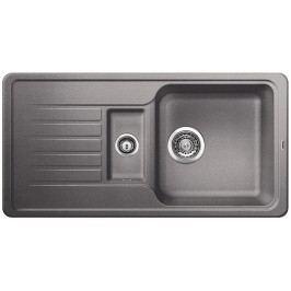 Dřez Blanco Favos 6 S 86x43,5 cm aluminium 519076