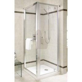 Sprchové dveře Kolo GEO 6 jednokřídlé 80 cm, čiré sklo, chrom profil GDRP80222003