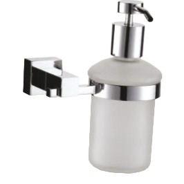 Multi Dávkovač mýdla Element hranatý nástěnný ELE99NEW