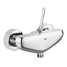 Sprchová baterie nástěnná Grohe Eurodisc Joy bez sprchového setu, 150 mm 23430000