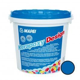 Spárovací hmota Mapei Kerapoxy Design 3 kg modrá (RG) 5K74003