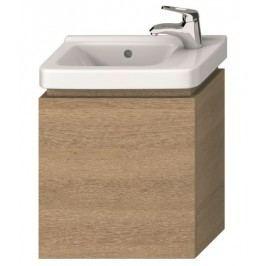 Skříňka pod umývátko Jika Cubito 45 cm, dub H40J4201005191