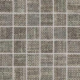 Mozaika Rako Next R hnědá 30x30 cm, mat, rektifikovaná WDM06506.1