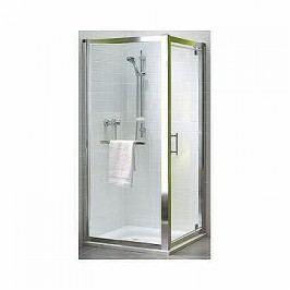 Sprchové dveře Kolo GEO 6 jednokřídlá 90 cm, chrom profil GDRP90205003