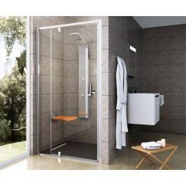 Sprchové dveře Ravak Pivot jednokřídlé 100 cm, čiré sklo, chrom profil 03GA0100Z1