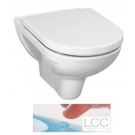 Závěsné WC Laufen Laufen Pro, zadní odpad, 56cm H8209504000001