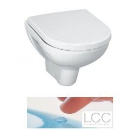 Závěsné WC Laufen Laufen Pro, zadní odpad, 49cm H8209524000001