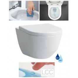 Závěsné WC Laufen Laufen Pro, zadní odpad, 53cm H8209664000001