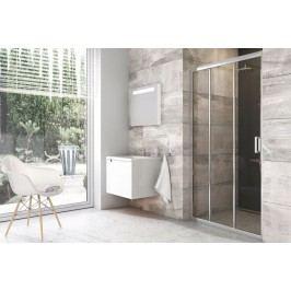Sprchové dveře Ravak Serie 200 posuvné 100 cm, čiré sklo, chrom profil X00HA0C00Z1