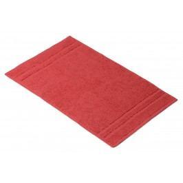 Ručník Ema 50x30 cm, červená, 400 g/m2 RUC073