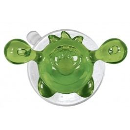 Kleine Wolke Nástěnný háček s přísavkou Crazy Hooks, zelená 5071657887