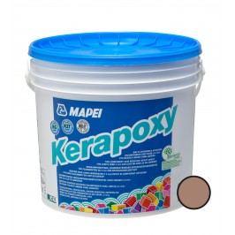 Spárovací hmota Mapei Kerapoxy 5 kg hnědá (RG) 4514205