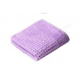 Ručník Carin 100x50 cm, fialová, 500 g/m2 RUC093