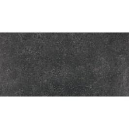 Dlažba Rako Base R černá 30x60 cm, mat, rektifikovaná DAKSE433.1