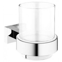 Grohe Držák skleniček Essentials Cube, chrom 40755001