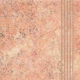NEVYRÁBÍ SE!!! Antik růžová schod 30x30 DCP35090.1