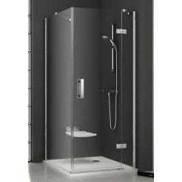 Sprchové dveře Ravak Serie 700 jednokřídlé 100 cm, čiré sklo, chrom profil 0SPABA00Z1