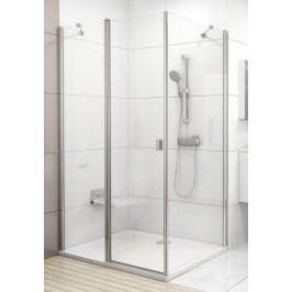 Sprchové dveře Ravak Chrome jednokřídlé 100 cm, čiré sklo, chrom profil 1QVA0C00Z1