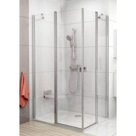 Sprchové dveře Ravak Chrome jednokřídlé 90 cm, čiré sklo, chrom profil 1QV70C00Z1