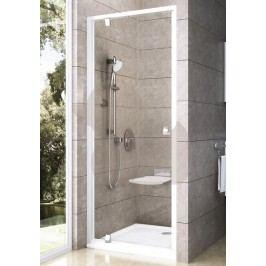 Sprchové dveře Ravak Serie 300 jednokřídlé 110 cm, čiré sklo, satin profil 03GD0U00Z1