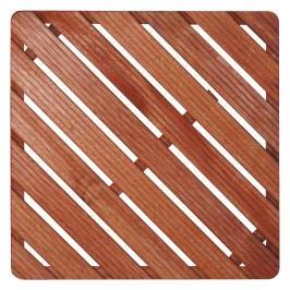 Aris Sprchová rohož-dřevo ČTVEREC  65x65x4cm ROHOZ80Q
