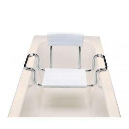 Aris Vanové sedátko na okraj vany, bílá SED2114