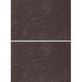 Dekor Pilch Etna černá 2 30x45 cm, mat DETNA2C