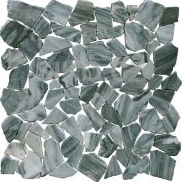 Premium Mosaic Stone Kamenná mozaika -šedé kameny 30/30 STMOSGYW