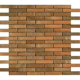 Premium Mosaic Stone Kamen.moz.-oranžové cihly 1,5/7,5 STMOS1575ORW