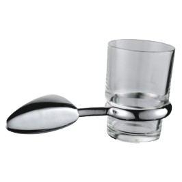 Multi Držák skleniček Zen, chrom ZEN27NEW