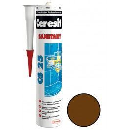 Silikon Ceresit CS25 280 ml chocolate CS2558