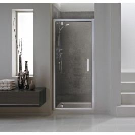 Sprchové dveře Ideal Standard Synergy jednokřídlé 90 cm, čiré sklo, chrom profil L6362EO