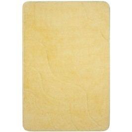 Koupelnová předložka akryl Optima 60x90 cm, žlutá PRED007