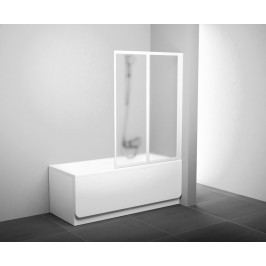 Vanová zástěna Ravak VS2 105x140 cm univerzální, neprůhledný plast 796M010041