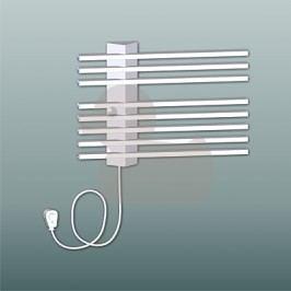 Elvl Sušák ručníků elektrický Liner 55x39,5 cm, bílá LINER