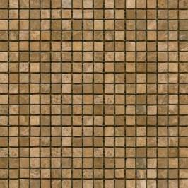 Premium Mosaic Stone Kamenná mozaika béžová 1,5/1,5 STMOS15BEW