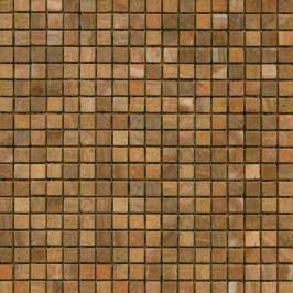 Premium Mosaic Stone Kamenná mozaika oranžová 1,5/1,5 STMOS15ORW