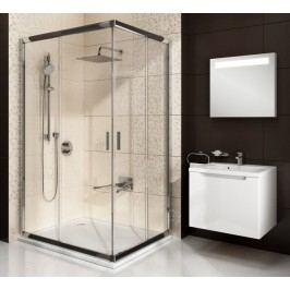 Sprchový kout Ravak Blix čtverec 90 cm, čiré sklo, bílý profil 1XV70100Z1