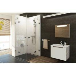 Sprchový kout Ravak Brilliant čtverec 90 cm, čiré sklo 1UV77A00Z1