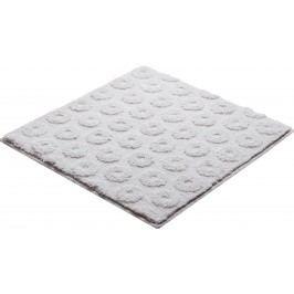 Koupelnová předložka polyester Grund 55x55 cm, krémová SIKODGLIS551