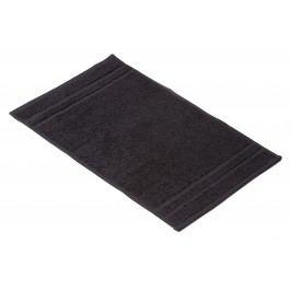 Ručník Ema 50x30 cm, černá, 400 g/m2 RUC055