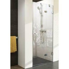 Sprchové dveře Ravak Brilliant jednokřídlé 90 cm, čiré sklo, chrom profil 0UP7AA00Z1