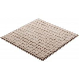 Koupelnová předložka polyester Grund 55x55 cm, béžová SIKODGEMI552